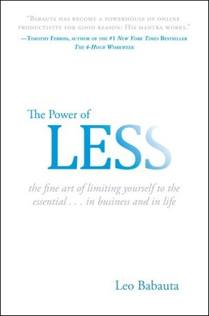 The Power of Less